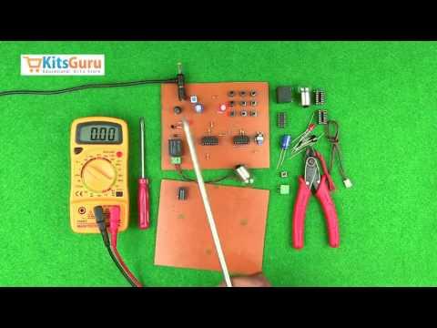 Digital Code Lock by KitsGuru.com | LGKT130