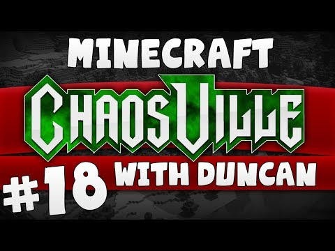 Minecraft - Chaosville #18 - Burial grounds