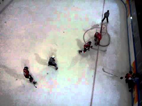 Malaysia vs hong kong (ice hockey) 080912