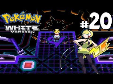 Pokémon Black & White - Gameplay Walkthrough - Part 20 - Electrifying Model, Leader Elesa