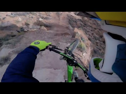 Red Bull rampage Gopro