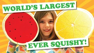 Download World's Largest Squishy Ever! Video