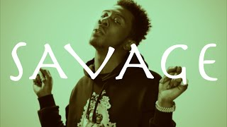 "EXTREME BASS Desiigner Type Beat 2016 - ""Savage"" (Prod. by Nico on the Beat)"