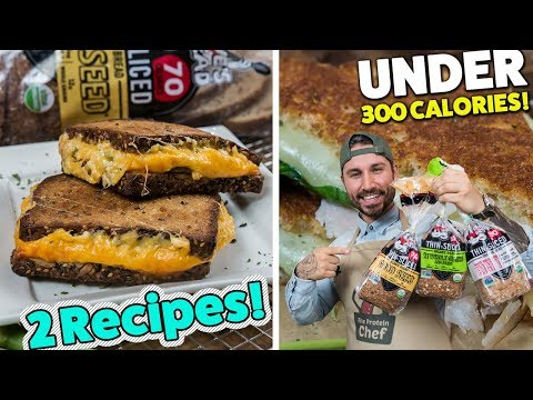 Easy Baked Jalapeno Popper GRILLED Cheese!