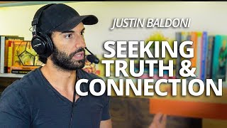 Justin Baldoni on Seeking Truth and Connection  (with Lewis Howes)