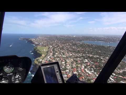 Sydney Helicopter Tour, Australia