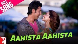 Aahista Aahista - Full Song | Bachna Ae Haseeno | Ranbir Kapoor | Minissha Lamba | Lucky | Shreya