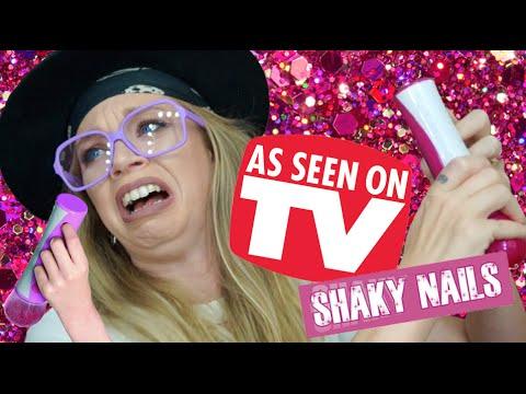 SHAKY SHAKE NAILS! - DOES THIS THING REALLY WORK?