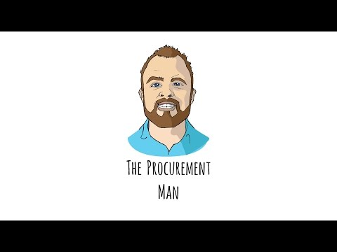 The Procurement Man - How to Develop a Preferred Supplier List