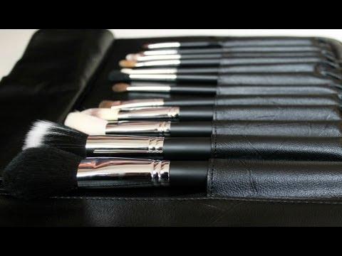 Spring Cleaning Makeup Brushes & DIY Brush Guards