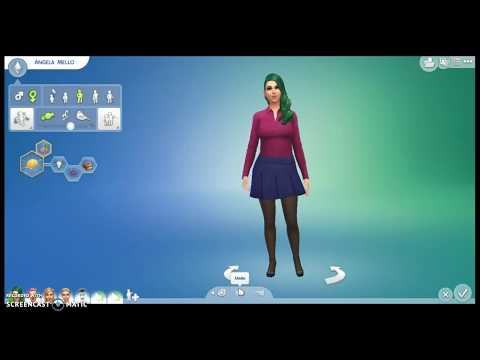 Sims 4 - How To Make Your Elder To Adult And Change Your Name