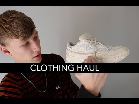 Fashion Haul | Raf Simons, Acne Studios | Zac Macfarlane