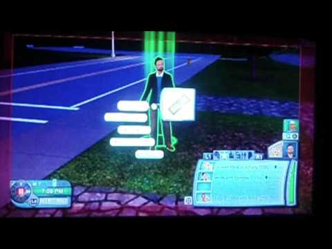 Rated R Tutorial: Sims 3 PS3 - Challenge Chess Player/ Play Chess