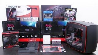 $3500 Ultimate Gaming Setup   Time Lapse Build