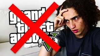 BANNED FROM PLAYING GTA 5! (Q&A Kwebbelkop)