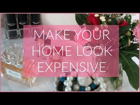 Make Your Home/Room Look Expensive !!! (tips+tricks) | Mirella Derungs