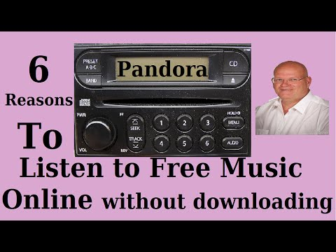 6 Reasons to Listen to Free Music Online Without Downloading Pandora Radio Testimonial