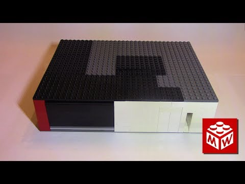Lego safe with color card