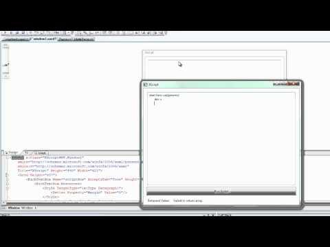 XScript - Scripting language(Created in c#)