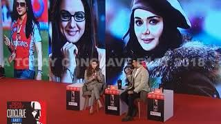 Preity Zinta Talks About Shah Rukh, Lalit Modi And The IPL | IT Conclave East 2018