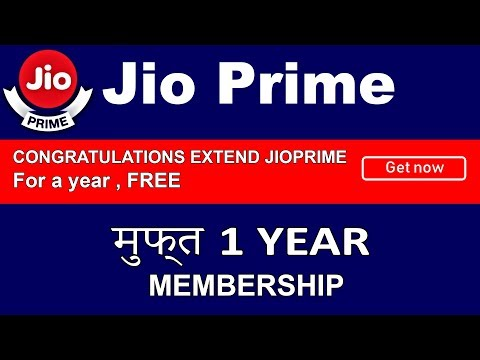 It's All about JIO PRIME MEMBERSHIP 2018- 19 | TechnoBaaz