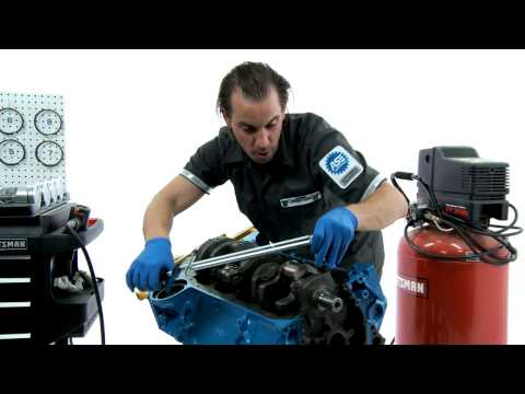 BoxWrench Basic Engine Building Video -How to Repair DVD