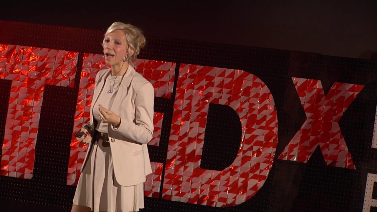 CODICE UMANO: DALLA GENETICA ALL'AMORE   Erica Poli   TEDxReggioEmilia