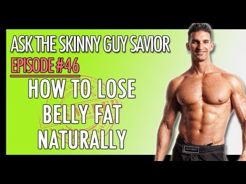 How To Lose Belly Fat Naturally - Best 2 Foods To Lose Belly Fat