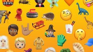 New iOS 11 Emojis Confirmed by Apple!