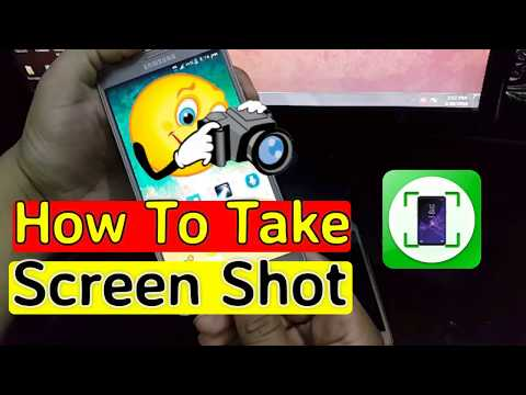 How to take screenshots on Android Any Phone