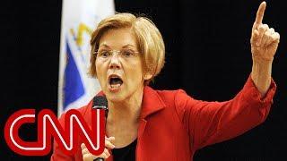 Cherokee Nation: Elizabeth Warren