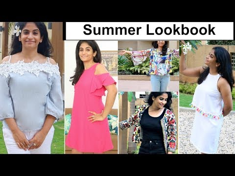Summer Lookbook | Try On Haul from International Website || Slick and Natty