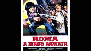(Italy 1976) Franco Micalizzi - Roma A Mano Armata