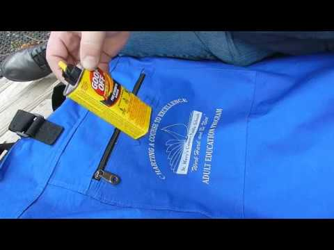 How to Remove Permanent Marker from Jeans