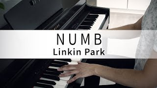 2 55 MB] Download Linkin Park - Numb (Samlight Piano Cover