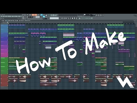 #HowToMake | Chapter 1:Hardstyle Remix | FL STUDIO TUTORIAL (IN 5 MINUTES)
