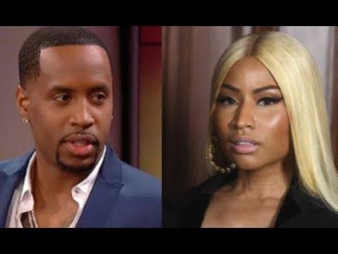 Safaree Exposes Nicki Minaj's Cheating Ways As He Reveals The First Time She Cheated