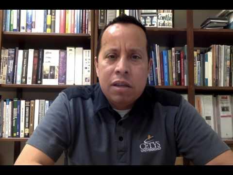 CETYS University Video Testimonial 10 19 16
