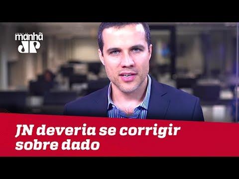 Xxx Mp4 JN Deveria Se Corrigir Sobre Dado Apresentado Em Sabatina De Bolsonaro Felipe Moura Brasil 3gp Sex