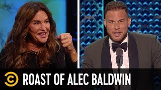 Blake Griffin Salutes Caitlyn Jenner's Gifts to America - Roast of Alec Baldwin