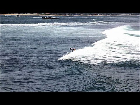 Surfing time in Bali, Nusa Dua
