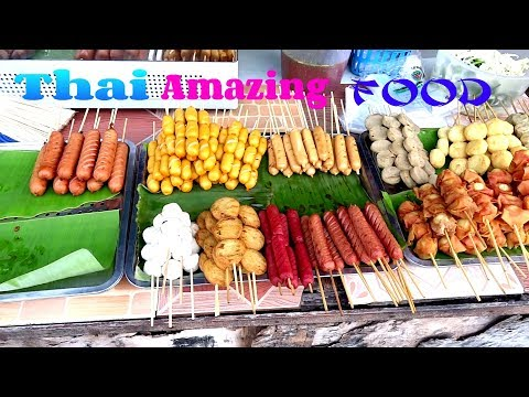Thailand, Street Food in Thailand, Thai Food, Street Food in Asia