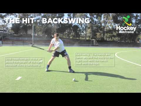The Hit and correct stick length