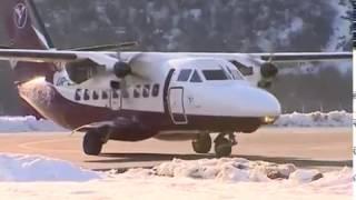 პრემიერ-მინისტრმა ამბროლაურის აეროპორტი გახსნა