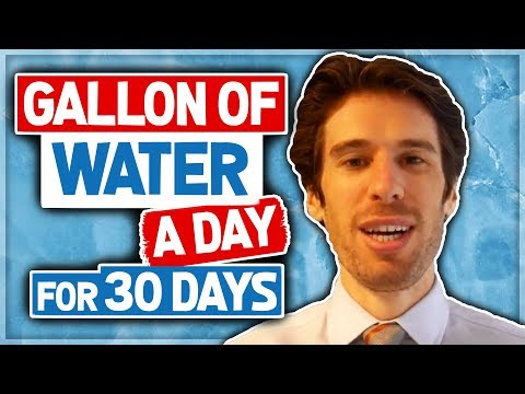 Gallon Of Water A Day For 30 Days (COMPLETED!)
