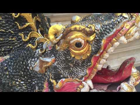 Wat Phra That Doi Suthep | Chiang Mai,  Thailand | Stock Footage [HD]
