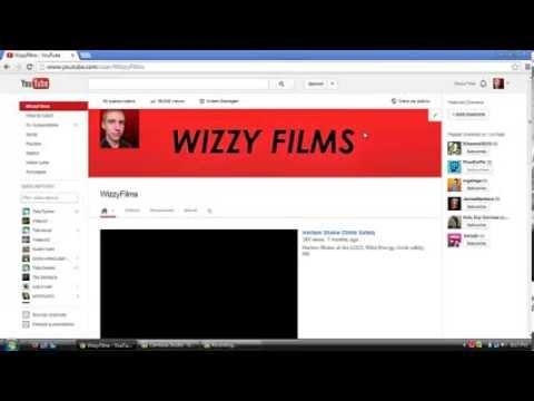 Delete YouTube Channel Art 2014