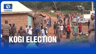 Suspected Thugs Storm Kogi PDP Governorship Candidate's Polling Unit