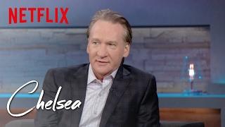 Bill Maher Discusses Donald Trump (Full Interview)   Chelsea   Netflix