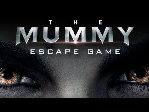 Review & Game Footage of The Mummy Escape Room by SCRAP in Hollywood Ca